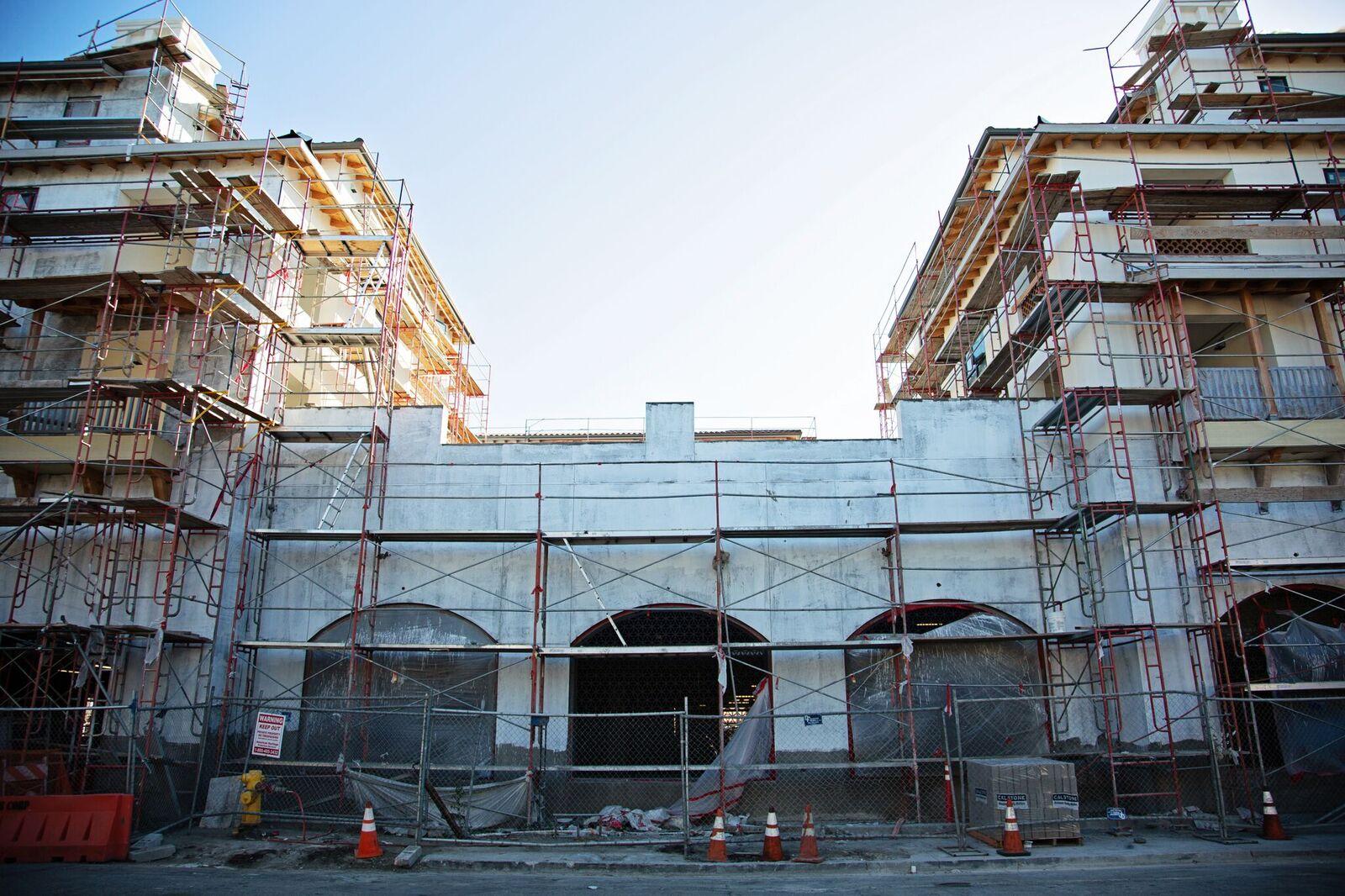 Infill Housing Development